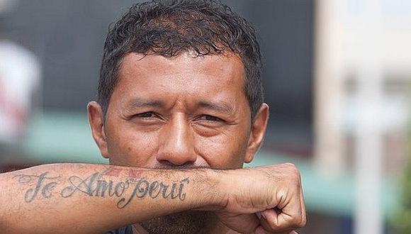 Roberto el Chorrillano Palacios. FOTO: GEC.