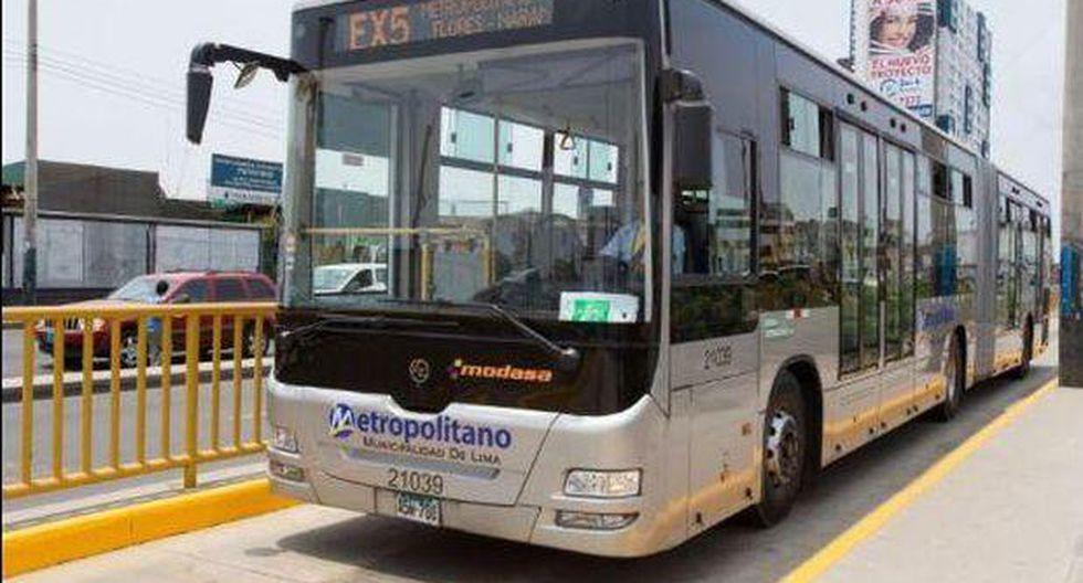 Metropolitano llegará a Carabayllo en julio del 2018