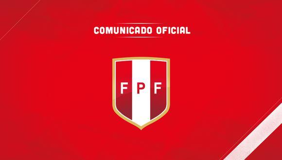 Federación Peruana de Fútbol desmintió a Phillips Butters. (Foto: FPF)