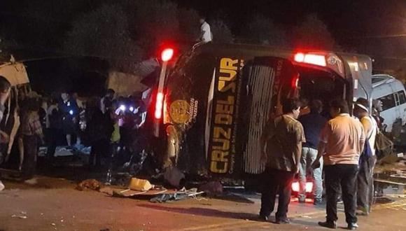 Hay varios extranjeros entre los fallecidos. (Foto: Andina)