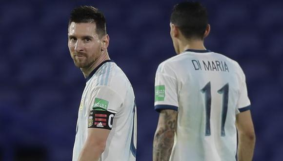Argentina está dispuesta a jugar Eliminatorias sin figuras de Europa (Foto: AFP)