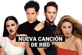 RBD: miembros se reencuentran y causan furor con nuevo tema