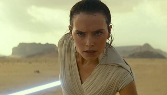 """""""Star Wars: The Rise of Skywalker"""": ¿qué voces escuchó Rey en la película? (Foto: Lucasfilm)"""