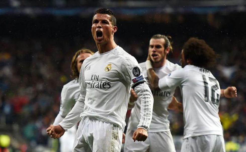 Desde que llegó al Real Madrid, Ronaldo siguió su evolución hasta convertirse en una máquina perfecta del gol. (Foto: Getty Images)