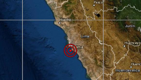 Las autoridades locales del Indeci aún no han reportado daños personales ni materiales a causa del sismo. (Imagen referencial/IGP)