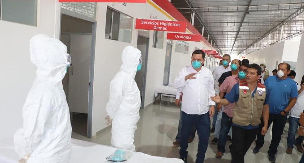 La región Piura es la segunda con más casos con coronavirus después de Lima. (Foto: Gobierno Regional de Piura)