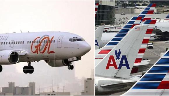 El acuerdo con Gol le da a American un nuevo socio después del sorpresivo acuerdo de Delta con la chilena Latam Airlines Group SA en septiembre. (Foto: Archivo El Comercio)