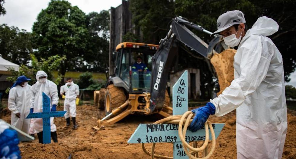 Coronavirus en Brasil | Últimas noticias | Último minuto: reporte de infectados y muertos por COVID-19 hoy, miércoles 3 de marzo del 2021. (Foto: EFE/Raphael Alves).