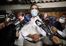 Yonhy Lescano: Vocero de Acción Popular lo contrata como su asesor principal de despacho