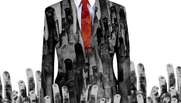"""""""Ahora que viene CADE, donde uno de los temas más sensibles por discutir es cómo garantizar igualdad política en la relación entre el sector privado y público"""". (Ilustración: Giovanni Tazza / El Comercio)"""