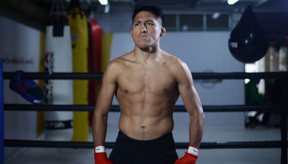 Enrique Barzola, de 30 años, tiene en UFC seis victorias y tres derrotas. (Foto: Jesús Saucedo/GEC)