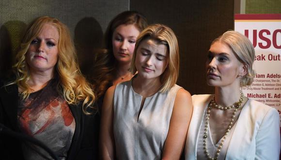 California: Casi 100 mujeres acusan a ginecólogo por abuso sexual (Foto: AFP)