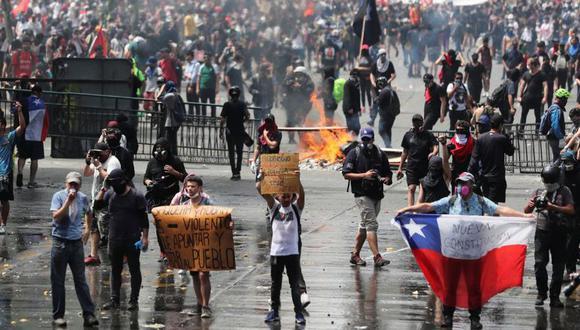 El desempleo aumentó a 7,4% en los tres meses hasta enero y las manifestaciones contra el gobierno no se detienen. (Foto: Reuters)