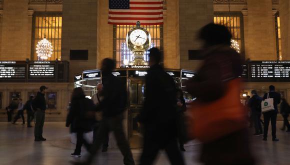 Grand Central ha acogido en otras ocasiones una pista de tenis o hasta conciertos míticos, como uno reciente de Paul McCartney. (Foto: AFP)