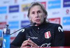 Ricardo Gareca: con Lapadula, la lista oficial de convocados para los duelos ante Chile y Argentina