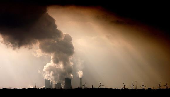 Cambio climático. (Foto referencial: AFP)