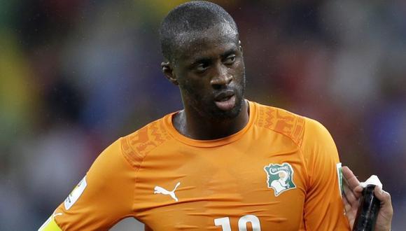 El dolor de Yaya Touré por una insensible prohibición del City