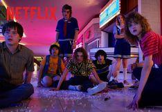 """""""Stranger Things 3"""" rompe récords de Netflix: 64 millones de cuentas han visto la serie hasta la fecha"""