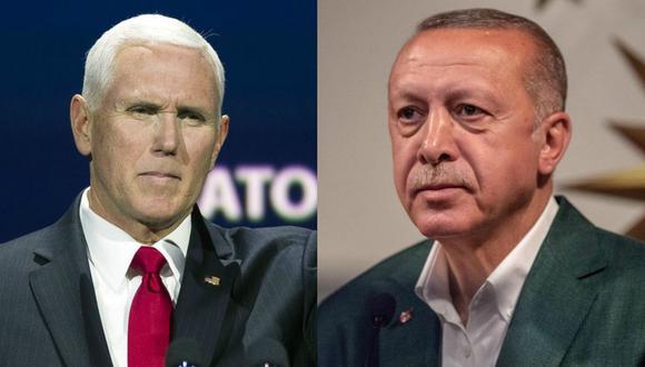 Estados Unidos urge a Turquía a elegir entre la OTAN o la compra de armamento a Rusia. (AP / AFP)