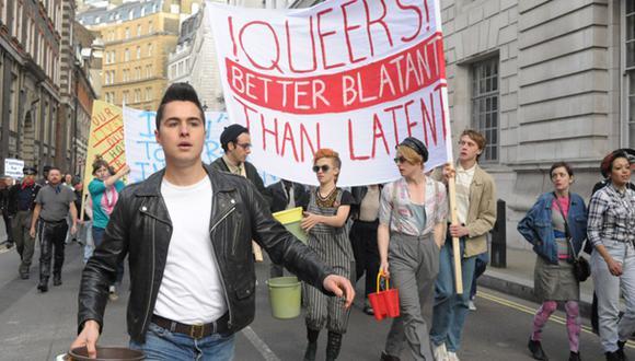"""""""Pride"""", un estupendo ejemplo de comedia social británica"""