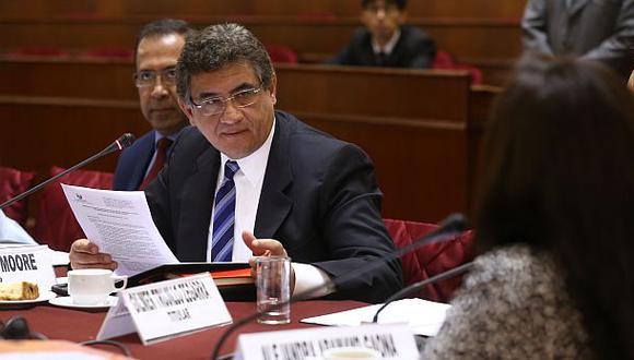 En la actualidad, Juan Manuel Sheput Moore es presidente de la comisión política del partido Contigo. (Foto: Congreso)