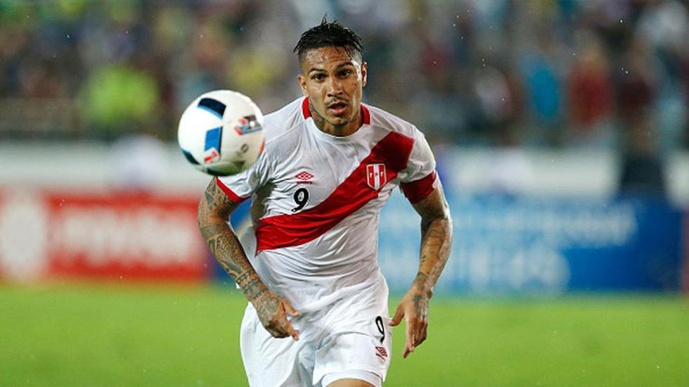 Paolo Guerrero integra once ideal de fecha 13 de Eliminatorias - 12