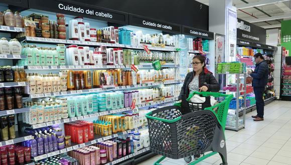 La categoría higiene personal logró un importante crecimiento del 10%, según Copecoh. (Foto: GEC)