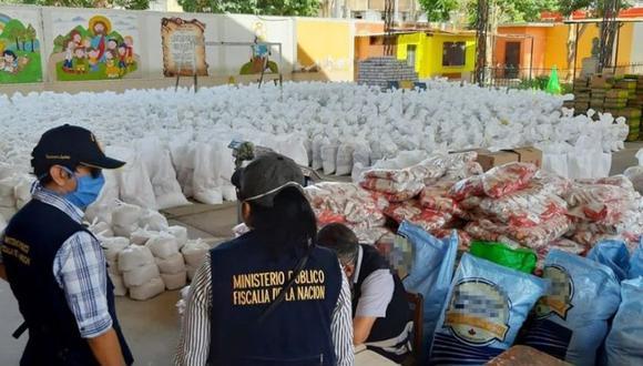 El Ejecutivo destinó 213 millones 650 mil soles a favor de diversos gobiernos locales para financiar la implementación, adquisición y distribución de canastas básicas para familias en condición de necesidad. (Foto: difusión)