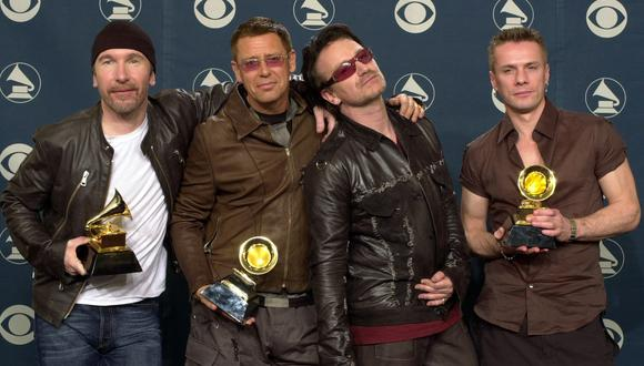 Grammy 2018: U2, Elton John y Miley Cyrus cantarán en vivo