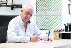Carlos Ángeles: De armar toldos a hacer el escenario de los Juegos Panamericanos