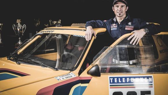 Dakar 2015: Cyril Despres deja las motos y correrá en un auto