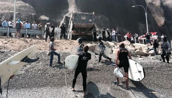 Costa Verde: Minam no ha recibido estudio de impacto ambiental