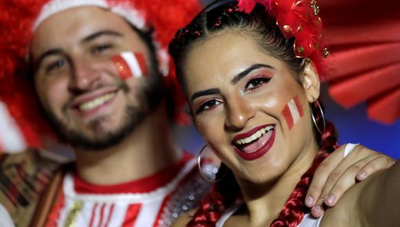 inauguración Copa América: mejores imágenes. (Foto: AFP)