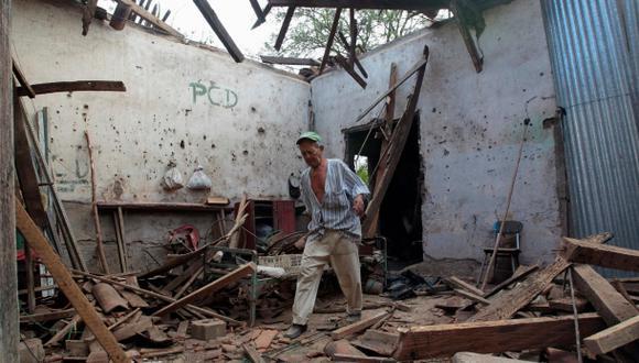 Terremotos en Nicaragua: Más de 2.000 casas resultaron dañadas