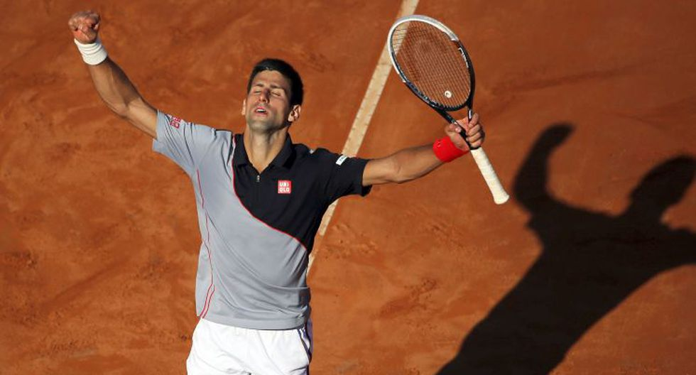 Djokovic venció a Nadal y ganó el Masters 1000 de Roma