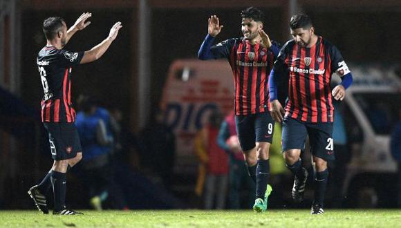 San Lorenzo derrotó 2-1 a U. Católica por la Copa Libertadores