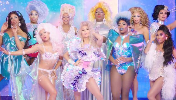 Todas las drag queens eliminadas vuelven en episodio número 6 (Foto: Logo)