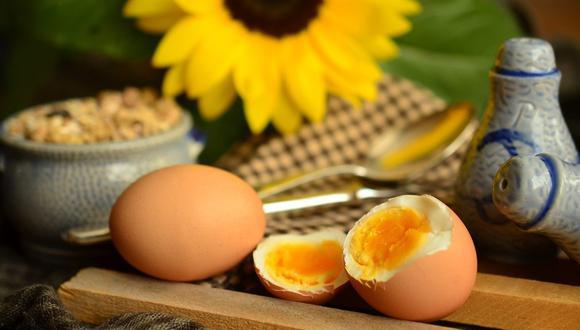 Los huevos duros se echan a perder más rápido que los frescos. (Foto: congerdesign / Pixabay)