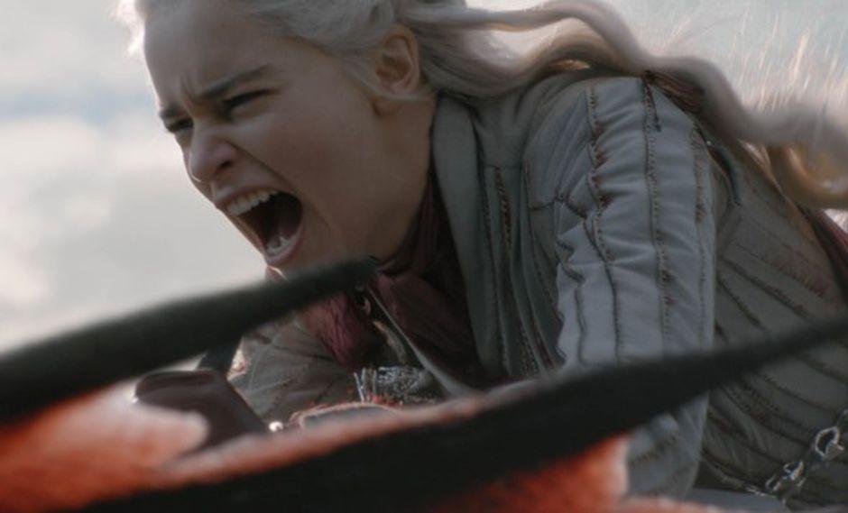 "Emilia Clarke encarnó a Daenerys Targaryen en la serie ""Game of Thrones"". (Foto: HBO)"
