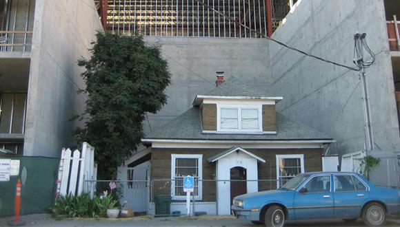 """La casa que inspiró la película """"Up"""" podría ser demolida"""