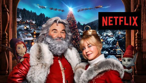 """""""Las crónicas de Navidad 2"""" es el gran estreno del día en Netflix (Foto: Netflix)"""