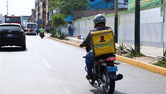 Produce señaló que se deben garantizar los derechos laborales de los repartidores. (Foto: El Comercio)