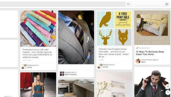 Pinterest: 11 cosas que tal vez no sabías de la red social