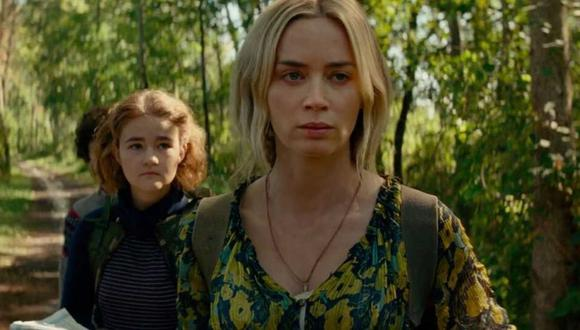 """A Quiet Place Part II"" tampoco se salva de los retrasos en Hollywood. (Foto: Paramount Pictures)"