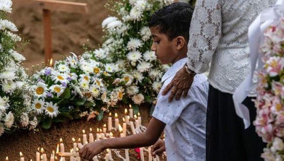 """Ataque de Sri Lanka: """"Mi hijo no sabía lo que significaba la palabra bomba"""". Foto: Getty Images, vía BBC Mundo"""