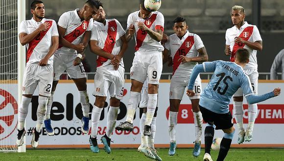 La selección peruana empató 1-1 contra Uruguay en el estadio Nacional de Lima por el amistoso FIFA 2019.
