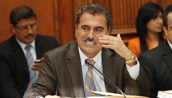Julio Gagó se salvó del Caso Copy Depot en el Ministerio Público. (Foto: Richard Hirano/Archivo El Comercio)