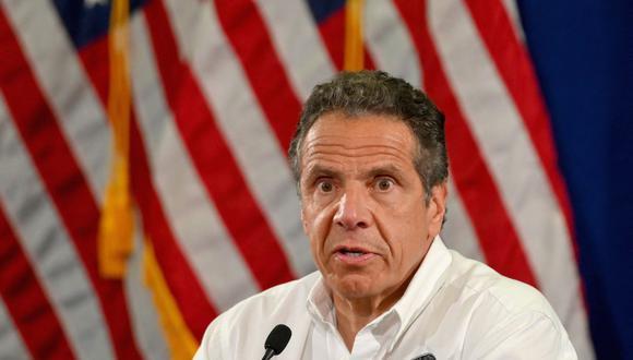 El gobernador de Nueva York Andrew Cuomo está en el ojo de la tormenta por acusaciones de acoso sexual. (Foto: Angela Weiss / AFP).