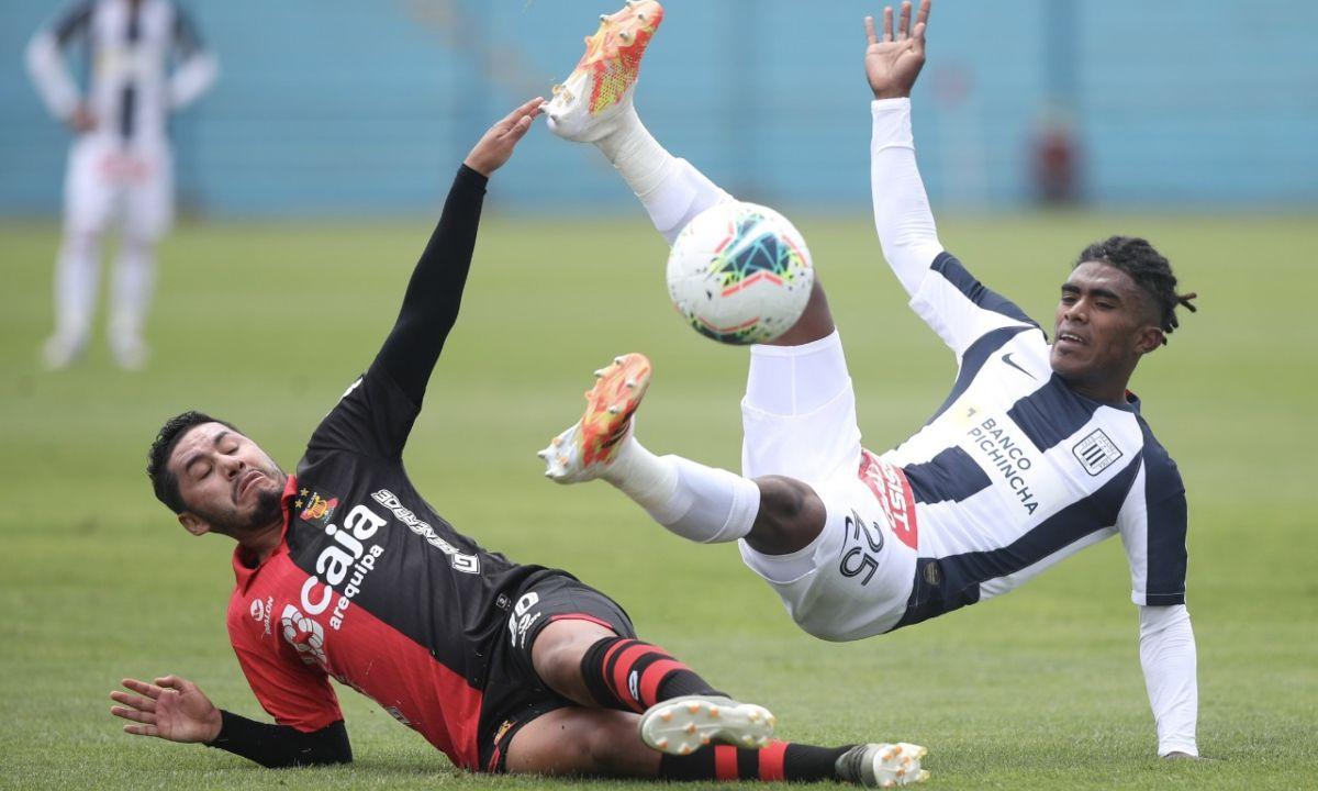Alianza Lima apenas ganó 6 partidos de los 31 que disputó en la temporada. El último fue ante Melgar (4-0).