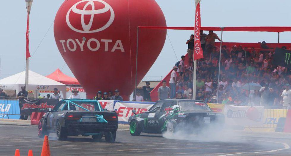 Automovilismo: las mejores imágenes del Street Drift Toyota - 16